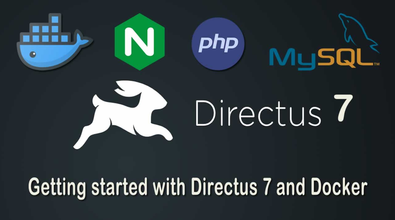 Getting started with Directus 7 and Docker (Nginx, PHP & MySQL)